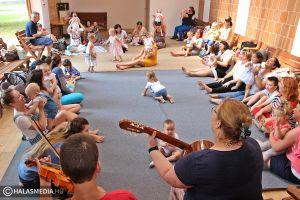 A gyermekek, a szülők és a nagyszülők is imádják
