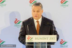 A miniszterelnök avatta fel az új mélykúti vágóhidat (galéria)