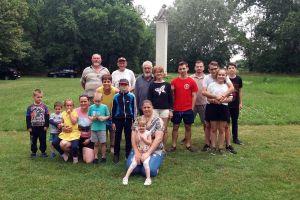 Bográcsos csapatépítőt tartott a Halasi Box Club