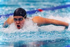 Varga Kata  pontszerző helyen az országos bajnokságon