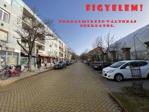 Egyirányú lesz a Thúry József utca, indul a kerékpárút építése