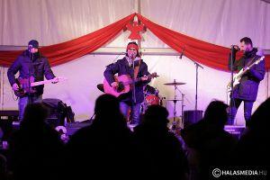 Lyra és Bojtorján-koncert az Adventi Főtéren (galéria)