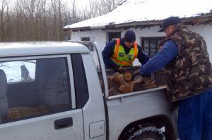 Segített a balotai körzeti megbízott