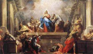 Pünkösdi egyházi események