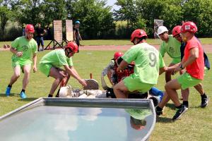 Halasi tűzoltók győzelmei a megyei sportversenyen (galéria)