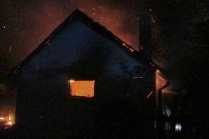 Lakatlan ház égett Jánoshalmán