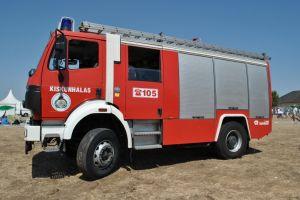Tűz a lucernakazalban