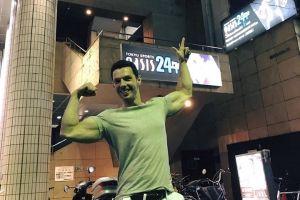 (►) Földrengés volt - halasi videoblog Osakából