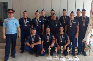 Tűzoltósport: országos második helyen a halasiak