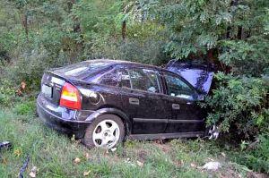 Súlyosan megsérült a sofőr