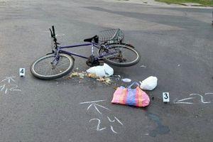 Könyebben sérült a kerékpáros