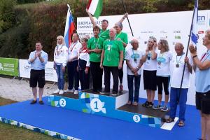 Somlai Gábor váltóban kétszeres EB-bajnok lett
