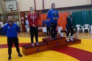 Felhő Viki junior magyar bajnokságot nyert