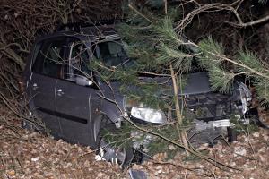 Lesodródott a Renault az Olajosok útjáról (galéria)