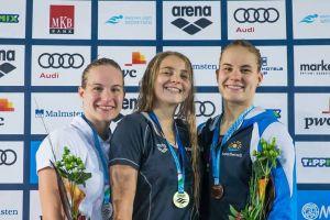 Kiválóan szerepeltek az úszóink az országos bajnokságon