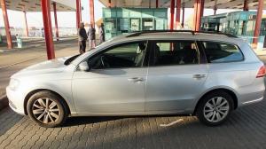 Körözött Volkswagen Tompán