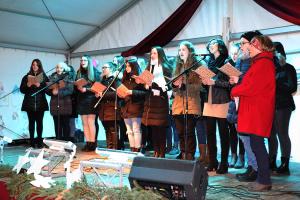 A bibósok varázsoltak karácsonyi hangulatot (galéria)