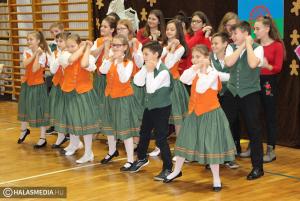 Nemzetiségek napja a Felsővárosi-iskolában