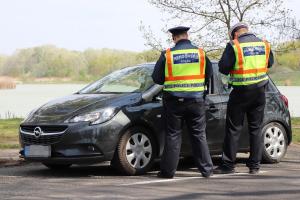 Péntektől indul a húsvéti rendőri akció (galéria)