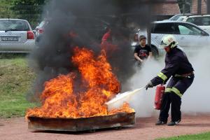 Százak a halasi tűzoltómajálison (galéria)