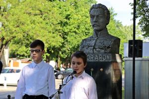 A magyar honvédség napját ünnepelték