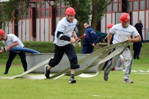 Halasi győzelem a megyei tűzoltósport versenyen (galéria)