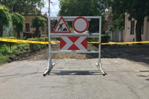 Most már tényleg lezárták az Ady Endre utcát
