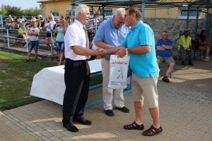 Halasiakkal ünnepelt a 100 éves Jánoshalmi SE (galéria)