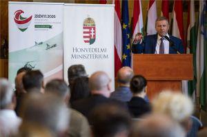 Kiskunhalasra érkezik dr. Benkő Tibor honvédelmi miniszter