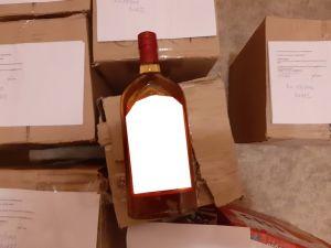 Kamionos alkoholcsempészt büntettek