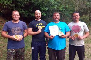 Halasi tűzoltók sikerei az országos versenyeken