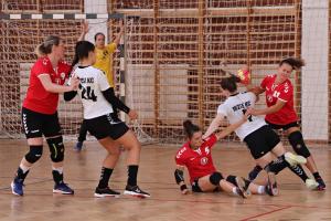 Győzelemmel tért vissza a halasi női kézilabda a megyei bajnokságba (galéria)