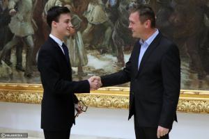 Tamaskó Máté lett Halas diákpolgármestere (galéria)