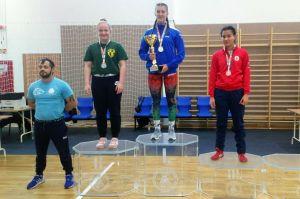 Viki országos bajnok lett