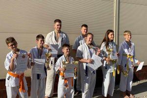 Öt halasi aranyérem a tairyoku bajnokságon