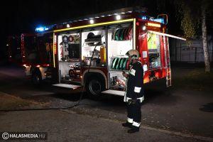 Tűzoltógyakolat lesz a volt őrzött szálláson