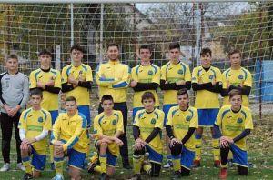 Őszi bajnok a Szilády RFC U16-os csapata