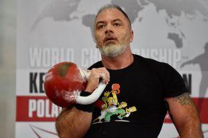 Halasi aranyérmek a kettlebell világbajnokságon