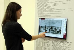Új, interaktív eszközök a Thorma János Múzeumban