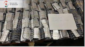 173 ezer engedély nélküli gyógyszer