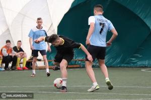 Ezüstérmes lett az Esély focicsapata (galéria)