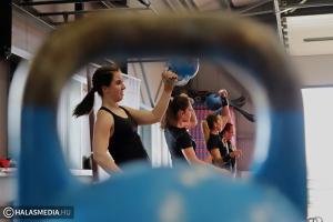 Halasi érmek a Kettlebell Országos Bajnokságon (galéria)