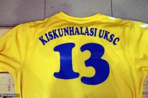 Megszerezte első győzelmét a Kiskunhalasi UKSC