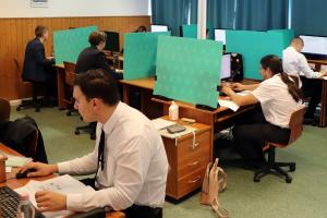 Érettségi informatikából, emelt szinten (galéria)