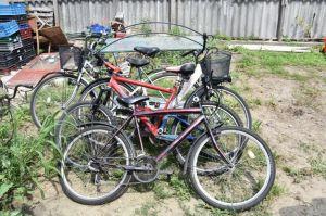 Őrizetben: legalább 17 kerékpárt lopott el a halasi férfi