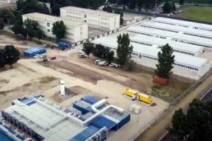 Új börtönszárny épült Kiskunhalason