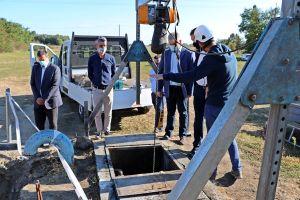 Tízmilliós közműfejlesztés a Szegedi úton