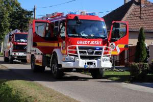 Szándékos megtévesztés: a Szondi utcába riasztották a tűzoltókat