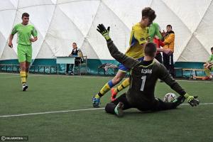 Futsal: 12 gól az izsáki kapuban (galéria)
