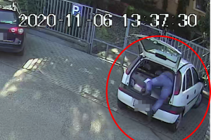 (►) A csomagtartóba is bemászott: halasi autófeltörő rendőrkézen